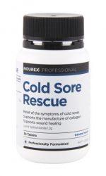 cold sore rescue
